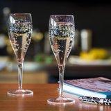 Set onbreekbare Champagneglazen (flut), helder, 4 stuks, 10cl Koziol_