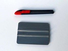 Plaatsing: Mini Kit SQUID (cutter & squeegee)