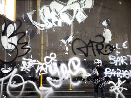 Anti-graffiti anti-kras folie AGRAF50 (breedte 152cm x lengte 100cm)