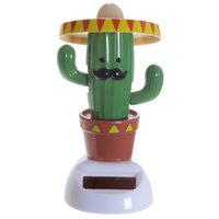 Zonnecel Bewegende decoratie - Cactus Sombrero