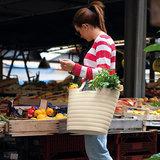 Ecobag Guzzini draagtas voor boodschappen Kleur KLEI_