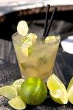 Onbreekbaar cocktailglas, caipirinhas, helder, transparant, 1 stuk, 33cl_