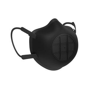 Mondmasker Guzzini met filter ECO MASK Kleur ZWART