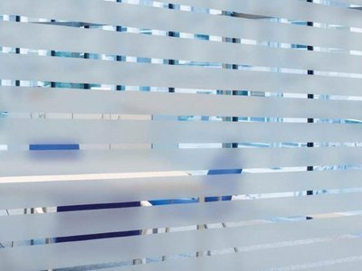 stroken anti botsing glas