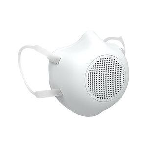 Mondmasker Guzzini met filter ECO MASK Kleur WIT