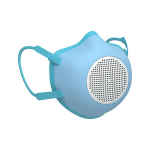 Mondmasker Guzzini met filter ECO MASK Kleur BLAUW