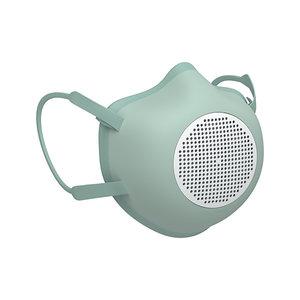 Mondmasker Guzzini met filter ECO MASK Kleur GRIJS-BLAUW